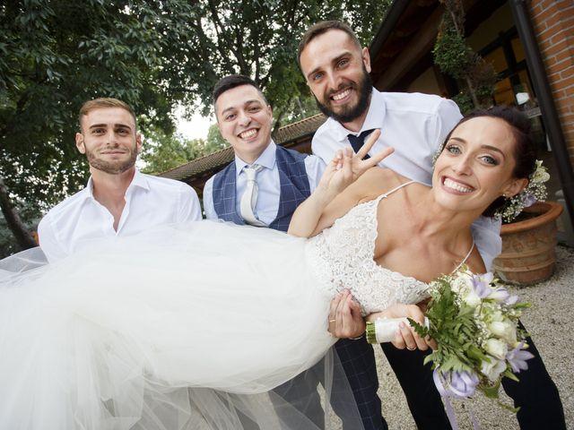 Il matrimonio di Federica e Alessandro a Osio Sotto, Bergamo 60