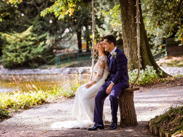 Le nozze di Ida e Andrea