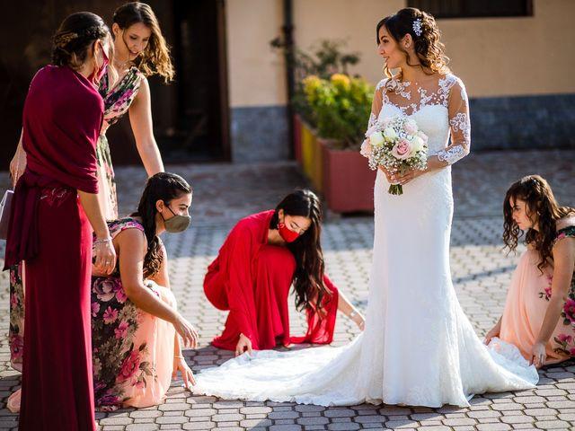 Il matrimonio di Andrea e Ida a Milano, Milano 35