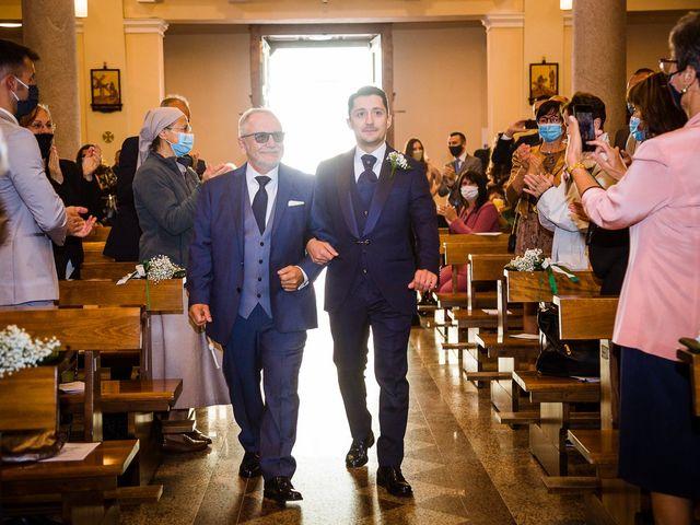 Il matrimonio di Andrea e Ida a Milano, Milano 40