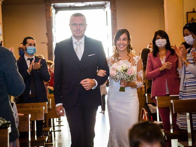 Il matrimonio di Andrea e Ida a Milano, Milano 45