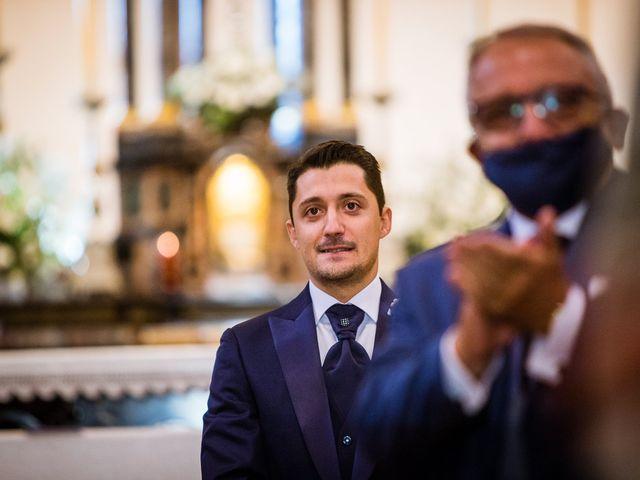 Il matrimonio di Andrea e Ida a Milano, Milano 47