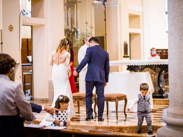 Il matrimonio di Andrea e Ida a Milano, Milano 50