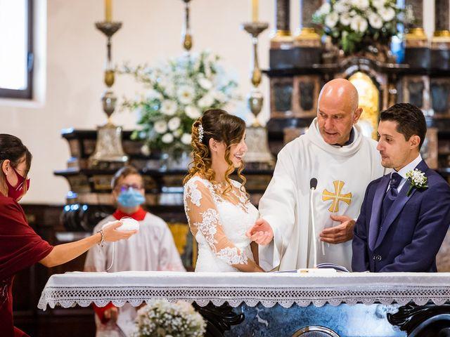 Il matrimonio di Andrea e Ida a Milano, Milano 57