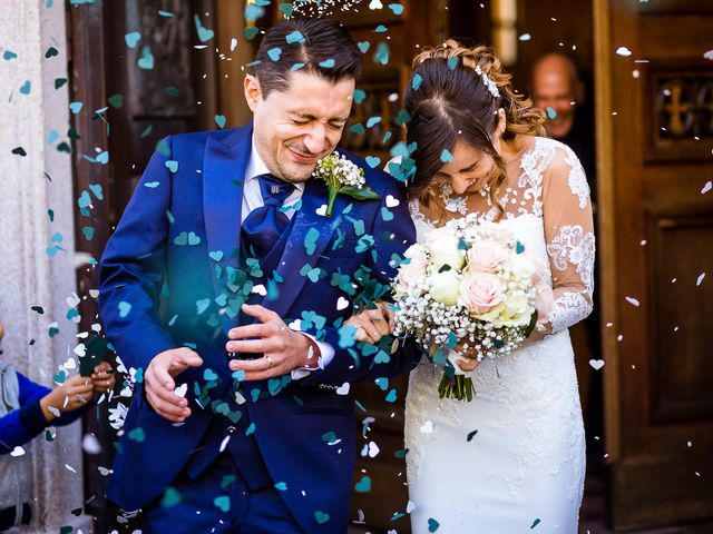 Il matrimonio di Andrea e Ida a Milano, Milano 72