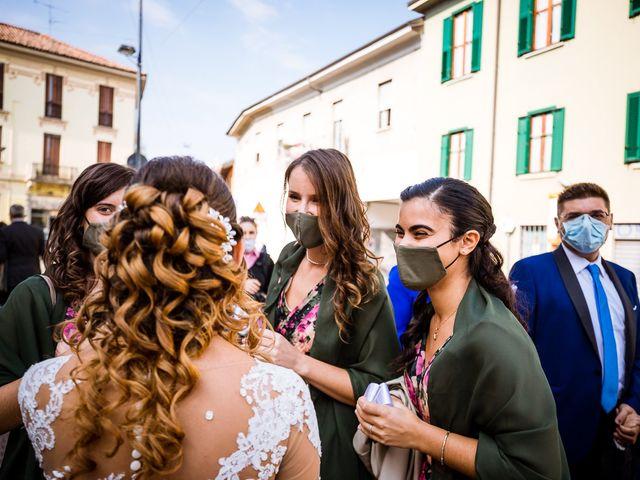 Il matrimonio di Andrea e Ida a Milano, Milano 78