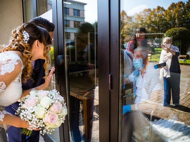 Il matrimonio di Andrea e Ida a Milano, Milano 79