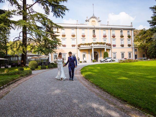 Il matrimonio di Andrea e Ida a Milano, Milano 81