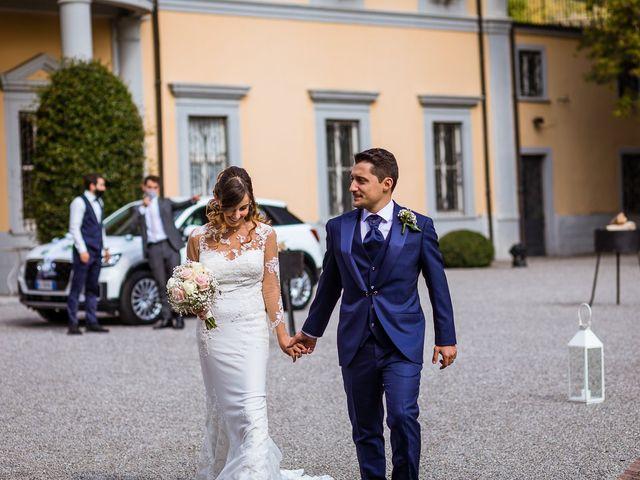 Il matrimonio di Andrea e Ida a Milano, Milano 82