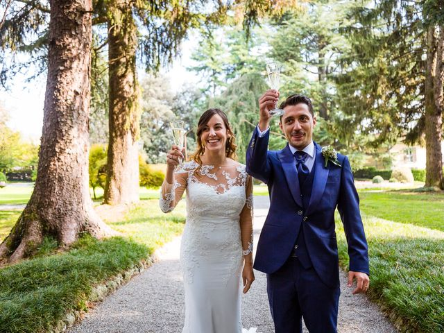 Il matrimonio di Andrea e Ida a Milano, Milano 85