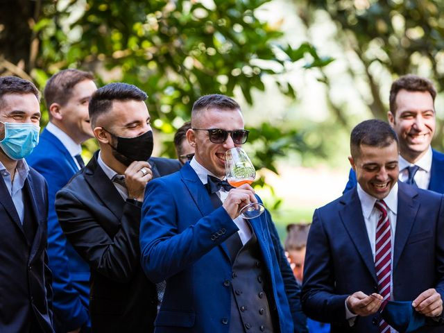 Il matrimonio di Andrea e Ida a Milano, Milano 90