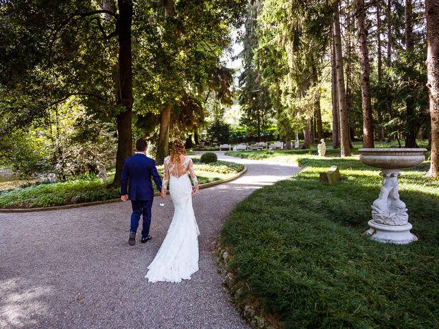 Il matrimonio di Andrea e Ida a Milano, Milano 98