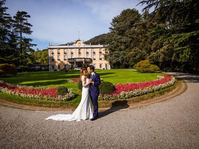 Il matrimonio di Andrea e Ida a Milano, Milano 104