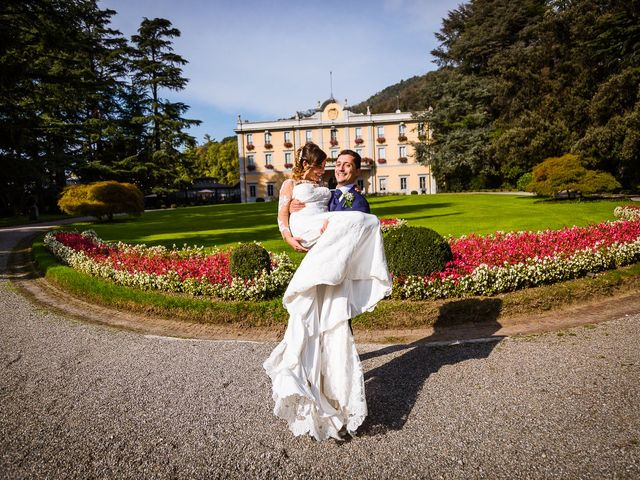 Il matrimonio di Andrea e Ida a Milano, Milano 105