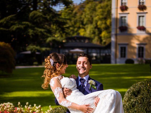 Il matrimonio di Andrea e Ida a Milano, Milano 106