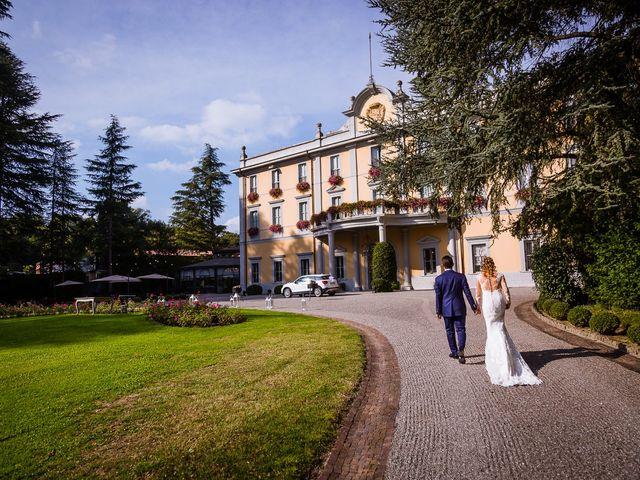 Il matrimonio di Andrea e Ida a Milano, Milano 107