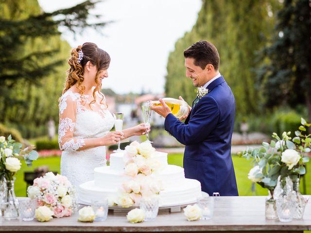 Il matrimonio di Andrea e Ida a Milano, Milano 126