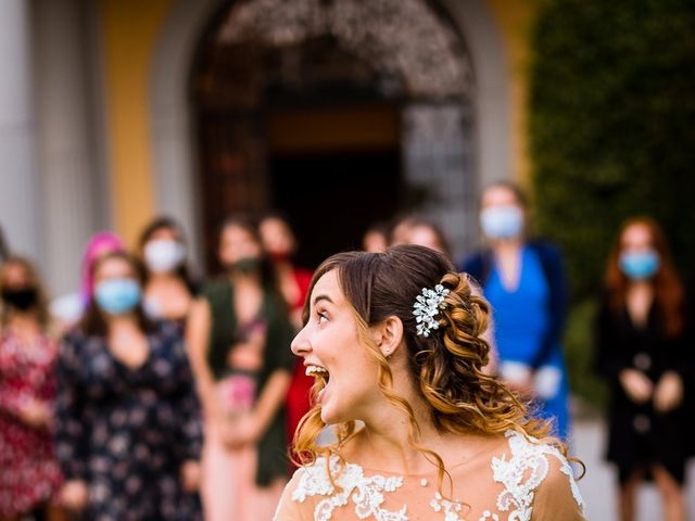Il matrimonio di Andrea e Ida a Milano, Milano 131