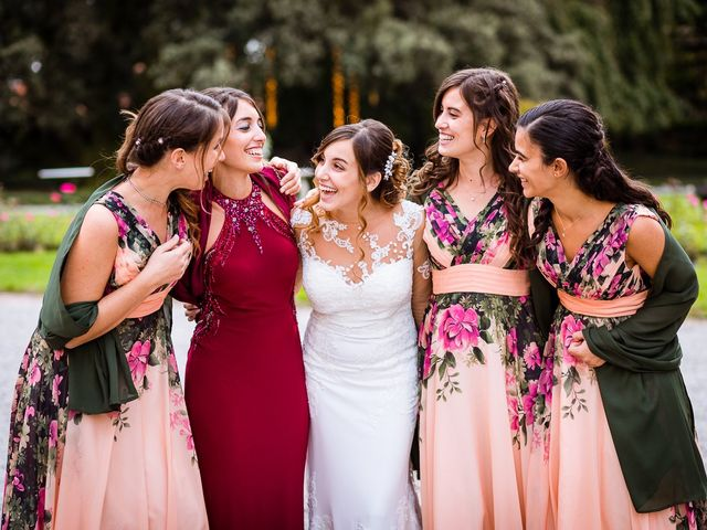 Il matrimonio di Andrea e Ida a Milano, Milano 133