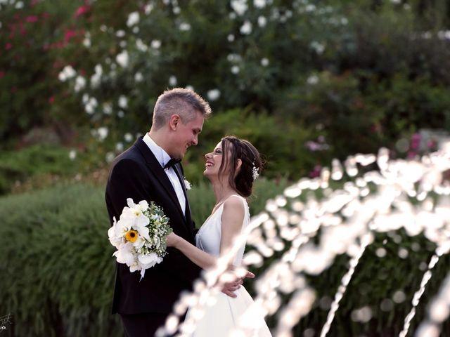 Il matrimonio di Orlando  e Valentina  a Chiusano di San Domenico, Avellino 4