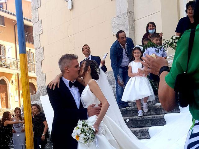 Il matrimonio di Orlando  e Valentina  a Chiusano di San Domenico, Avellino 10