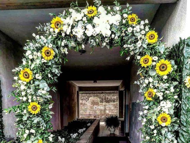 Il matrimonio di Orlando  e Valentina  a Chiusano di San Domenico, Avellino 11