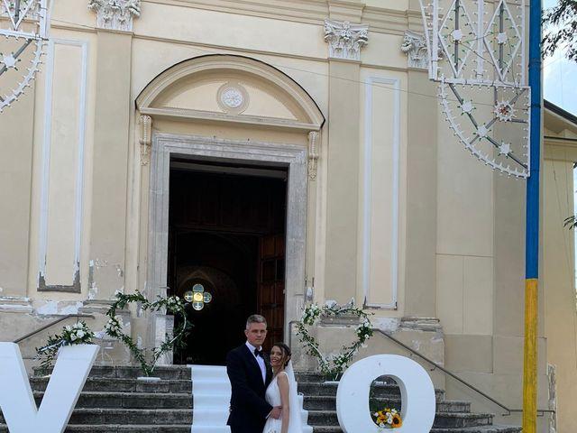 Il matrimonio di Orlando  e Valentina  a Chiusano di San Domenico, Avellino 13