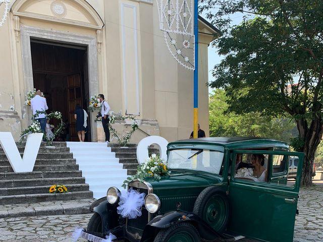 Il matrimonio di Orlando  e Valentina  a Chiusano di San Domenico, Avellino 14