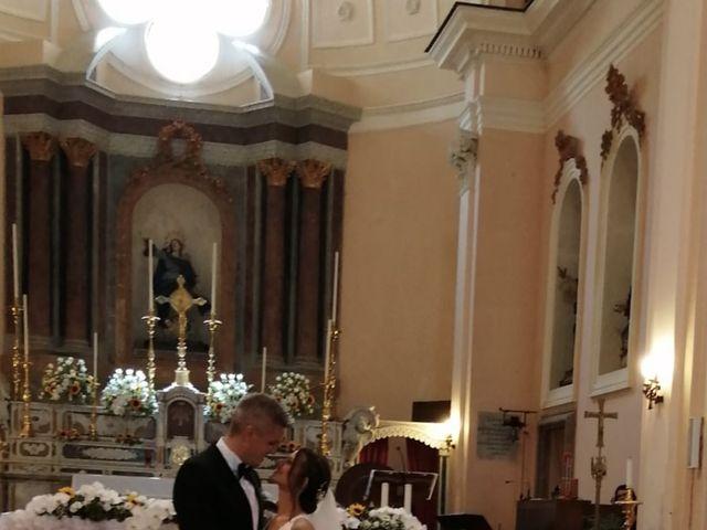 Il matrimonio di Orlando  e Valentina  a Chiusano di San Domenico, Avellino 15