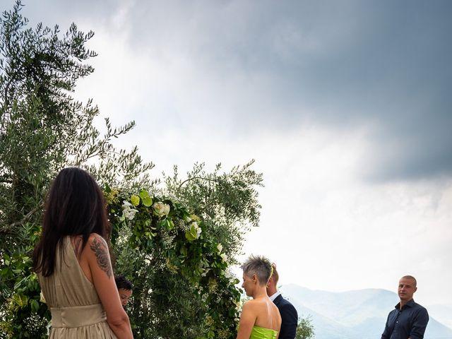 Il matrimonio di Michele e Michela a Sulzano, Brescia 3