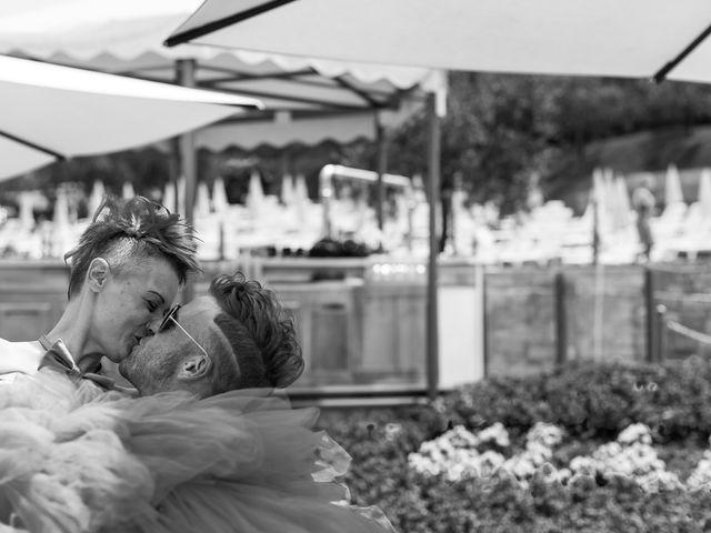 Il matrimonio di Michele e Michela a Sulzano, Brescia 17