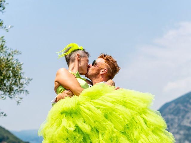 Il matrimonio di Michele e Michela a Sulzano, Brescia 18