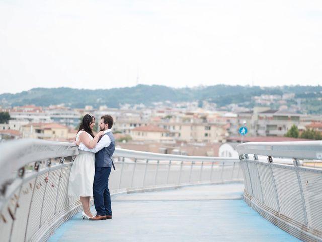 Il matrimonio di Davide e Sorina a Tocco da Casauria, Pescara 3
