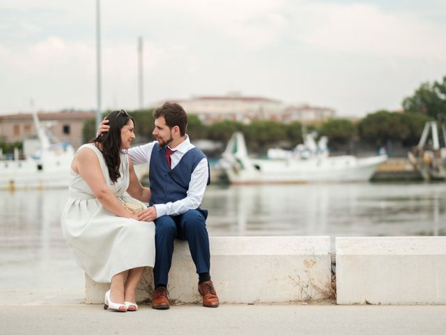 Il matrimonio di Davide e Sorina a Tocco da Casauria, Pescara 7