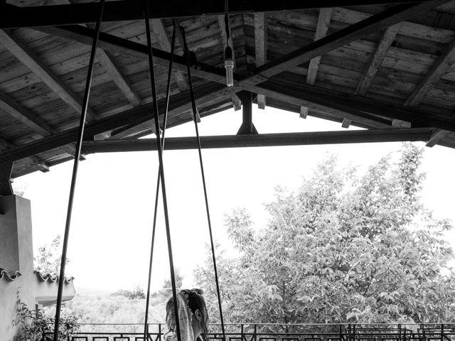 Il matrimonio di Davide e Sorina a Tocco da Casauria, Pescara 15