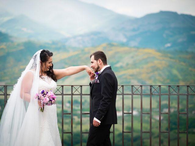 Il matrimonio di Davide e Sorina a Tocco da Casauria, Pescara 19