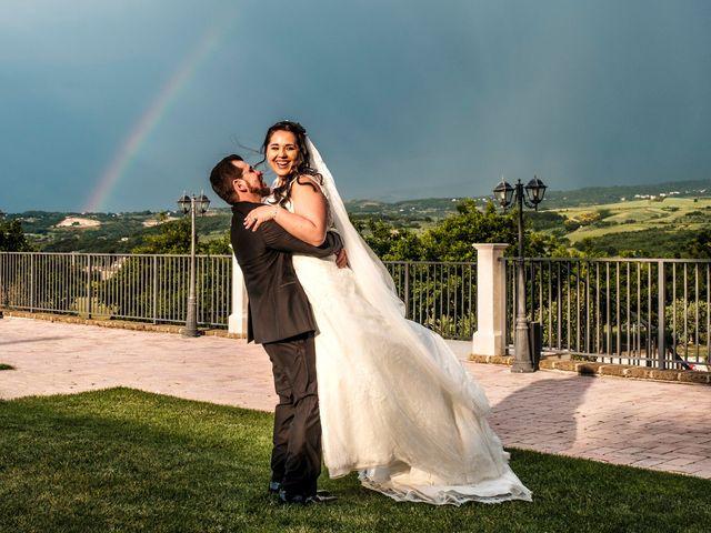 Il matrimonio di Davide e Sorina a Tocco da Casauria, Pescara 23
