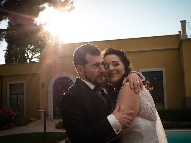 Il matrimonio di Davide e Sorina a Tocco da Casauria, Pescara 24