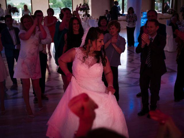 Il matrimonio di Davide e Sorina a Tocco da Casauria, Pescara 25