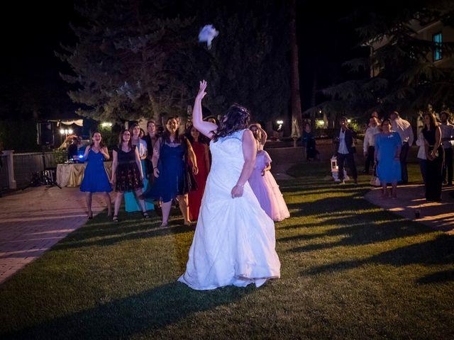 Il matrimonio di Davide e Sorina a Tocco da Casauria, Pescara 30