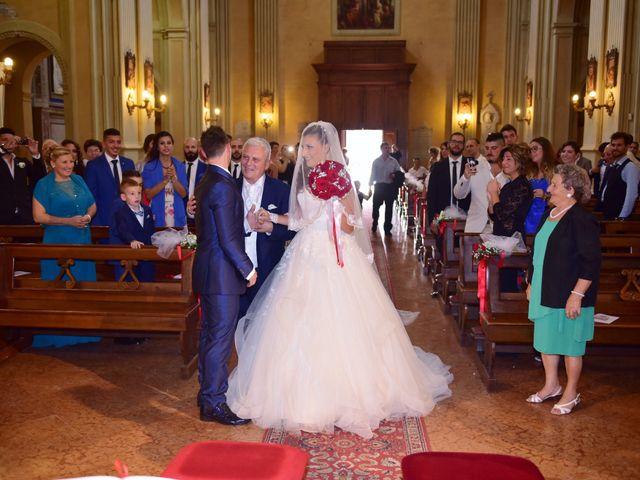 Il matrimonio di Antonio e Ivana a Formigine, Modena 1