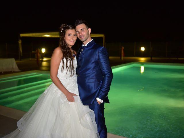 le nozze di Ivana e Antonio