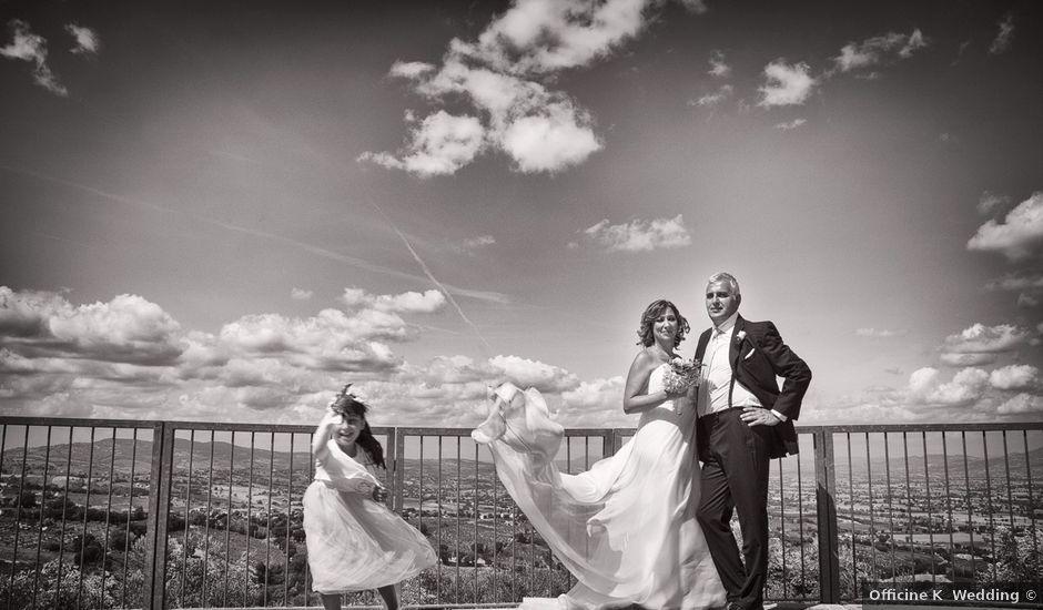 Il matrimonio di Roberto e Ilaria a Montefalco, Perugia
