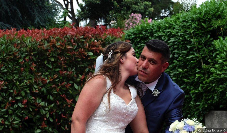 Il matrimonio di Franco e Rossana a Monza, Monza e Brianza