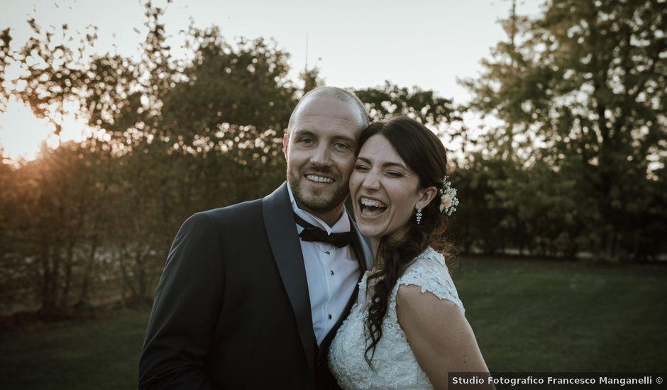 Il matrimonio di Matteo e Elisa a Codogno, Lodi
