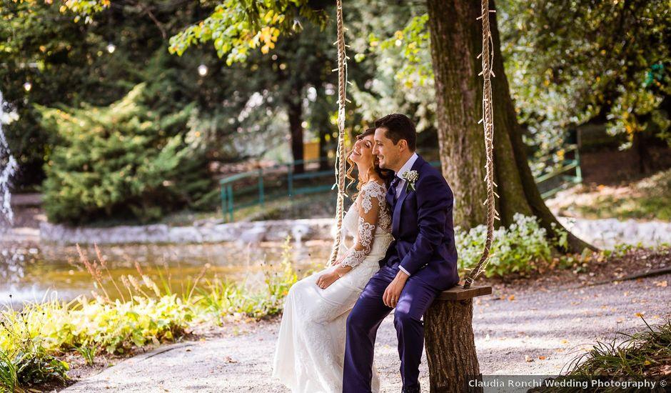 Il matrimonio di Andrea e Ida a Milano, Milano