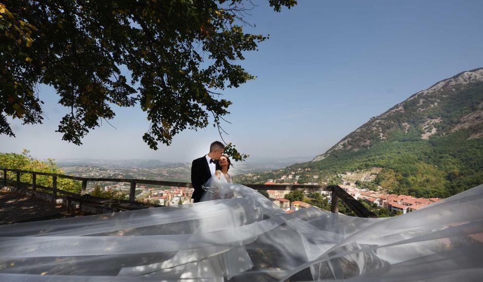 Il matrimonio di Orlando  e Valentina  a Chiusano di San Domenico, Avellino