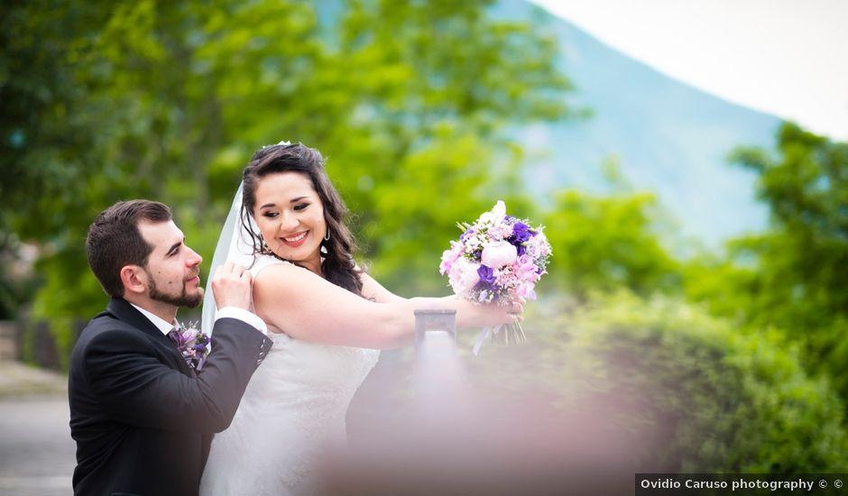 Il matrimonio di Davide e Sorina a Tocco da Casauria, Pescara