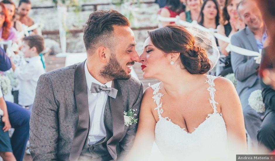 Il matrimonio di Paolo e Simona a Brucoli, Siracusa