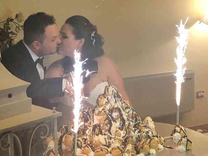 le nozze di Silvia  e Niccolò